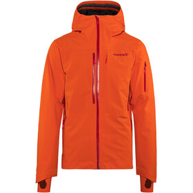 Norrøna Lofoten Jacket Men red